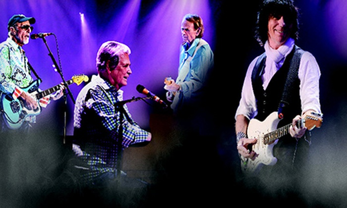 Brian Wilson & Jeff Beck - Joe Louis Arena: $35 to See Brian Wilson & Jeff Beck at Fox Theatre on Friday, October 25, at 8 p.m. (Up to $60.30 Value)