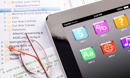 $25 for an Online Mobile App Development Course from Adobe KnowHow ($149 Value)