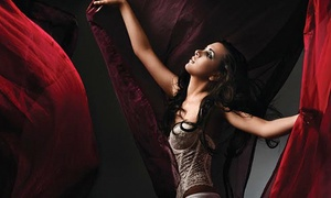 Xperience Boudoir: Boudoir Photoshoot with a Digital Print and Glass of Bubbly at Xperience Boudoir (59% Off)