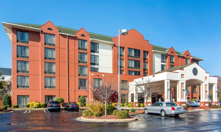 Stay at Comfort Suites Lithonia - Stonecrest - Near Mall in Georgia. Dates into August.
