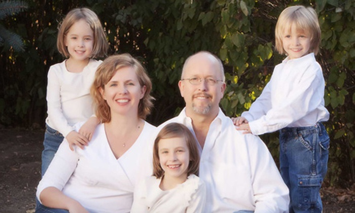 Brighton Photography - Commerce City: $27 for $59 Worth of Photography from Brighton Photography