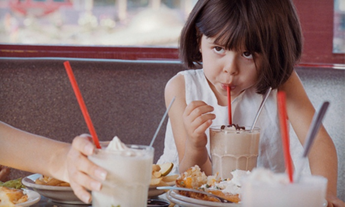 Kids Eat Free Card: One or Two Kids Eat Free Cards (Up to 62% Off)