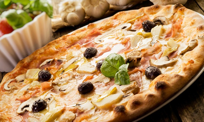 Randy's Wooster St. Pizza Shop - Manchester: $10 for $20 Worth of Brick-Oven Pizza at Randy's Wooster St. Pizza Shop
