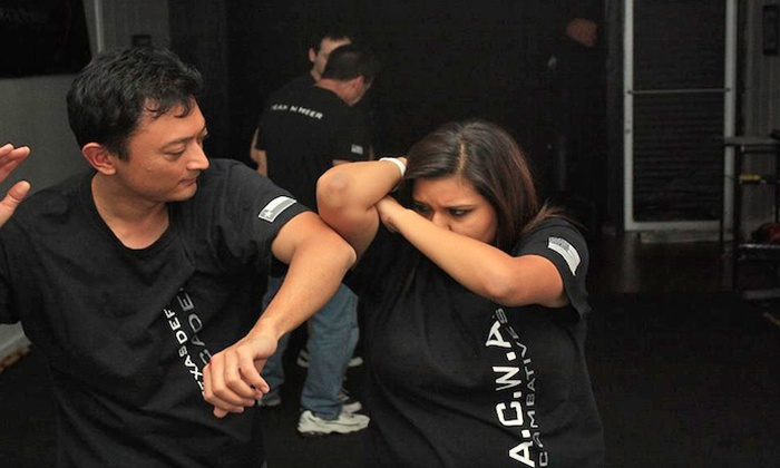 Texas Defense Academy - Scenic Bluff: One, Five, or Eight Self-Defense Classes at Texas Defense Academy (Up to 57% Off)