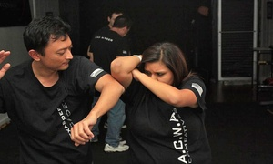 Texas Defense Academy: One, Five, or Eight Self-Defense Classes at Texas Defense Academy (Up to 57% Off)