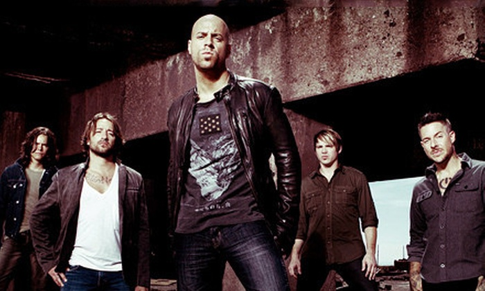 Daughtry & 3 Doors Down - Ashwaubenon: Daughtry and 3 Doors Down Concert at Resch Center on March 6 at 7 p.m. (Up to 40% Off). Two Options Available.