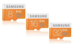 Micro SD Samsung 8Go - 32Go