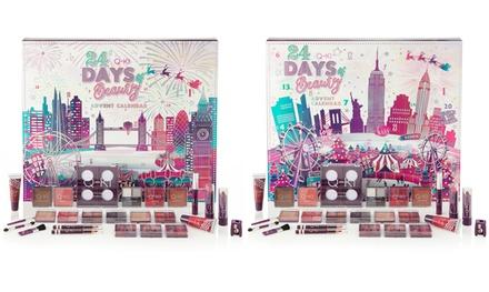 QKi 24 Days of Beauty Advent Calendar London or New York