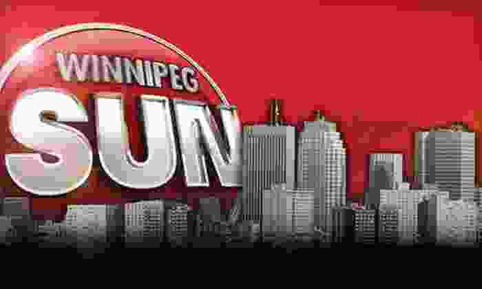 "The Winnipeg Sun - Inkster Industrial Park: $40 for a Six-Month Subscription to ""The Winnipeg Sun"" ($144.64 Value)"