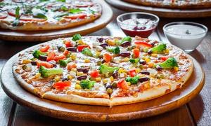 Pizzeria Vinci: Duża pizza w wybranej odsłonie od 19 zł w Pizzerii Vinci