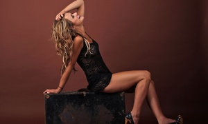 Light Dances Photography: Boudoir, Beauty, or Business Photo-Shoot Package for One or Two from Light Dances Photography (Up to 85% Off)