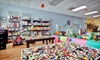 C & A Robot Factory - Libertyville: Two, Four, or Six Day Passes for Children's Lego Play Time at C&A Robot Factory (Up to 53% Off)