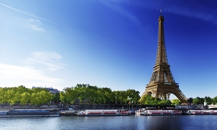 Groupon Deal: ✈ 9-Day England, France, and Spain Vacation with Airfare from Go-Today. Price per Person Based on Double Occupancy.