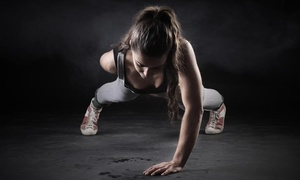 Zerkers: Four or Eight 60-Minute Personal-Training Sessions at Zerkers (Up to 81% Off)