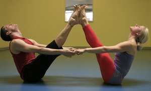 Spira Power Yoga: 10 Classes or One Month of Unlimited Classes at Spira Power Yoga (Up to 72% Off)