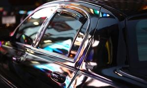 Light Protect - Cannes: Pose de vitres teintées au 3/4 sur citadine (norme légale d'homologation) à 124,99 € chez Light Protect