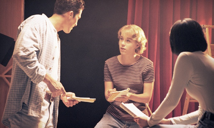 Victoria Academy of Dramatic Arts - Burnside: Acting Workshop at Victoria Academy of Dramatic Arts (Up to 55% Off). Three Options Available.