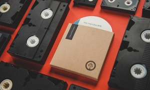 Southtree: Digital Conversion of 3, 10, or 20 Videotapes to Thumb Drive or DVD from Southtree (Up to 64% Off)