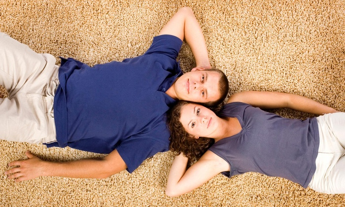 green&clean home services - Cleveland: $57 for $271 Worth of Rug and Carpet Cleaning — green&clean home services