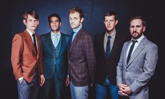 Punch Brothers - Rialto Square Theatre: Punch Brothers on December 2 at 7:30 p.m.