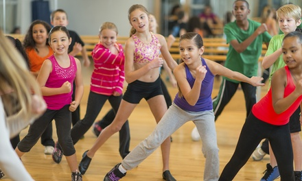 Five Dance Classes for One or Two Children from Xpress Dance