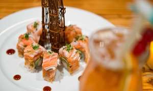Wild Ginger Asian Fusion & Sushi Bar: $30 Worth of Pan-Asian Dinner Cuisine at Wild Ginger Asian Fusion & Sushi Bar