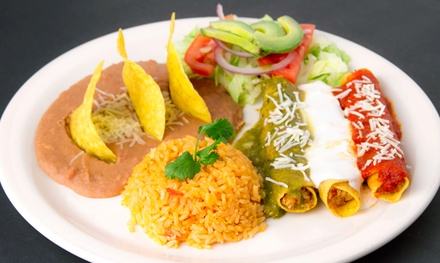 Mexican Food for Two or More at Margarona Mexican Bar & Grill (45% Off)