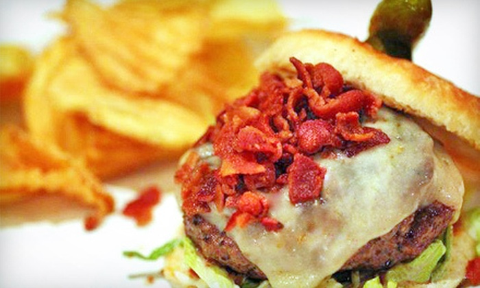The Alley Sports Tavern - Warehouse District: $15 for $30 Worth of Pub Food and Drinks at The Alley Sports Tavern