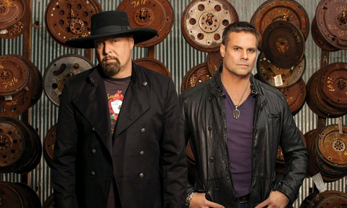 Montgomery Gentry - Fox Performing Arts Center: Montgomery Gentry at Fox Performing Arts Center on Friday, August 7, at 8 p.m. (Up to 54% Off)