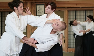 Aikido Heiwa - Martial Arts for Peace: Women's Self-Defense Classes or Unlimited Classes at Aikido Heiwa - Martial Arts for Peace (Up to 63% Off)