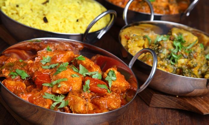 Gandhi Restaurant - Central Avenue: $11 for $20 Worth of Indian Food at Gandhi Restaurant (Up to 45% Off)