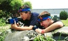 Big League Dreams - Medford: Family Fun-Center Package with Snacks for Two or Four at Big League Dreams (Up to 55% Off)