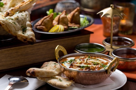 Up to 35% Off at Aroma Indian cuisine