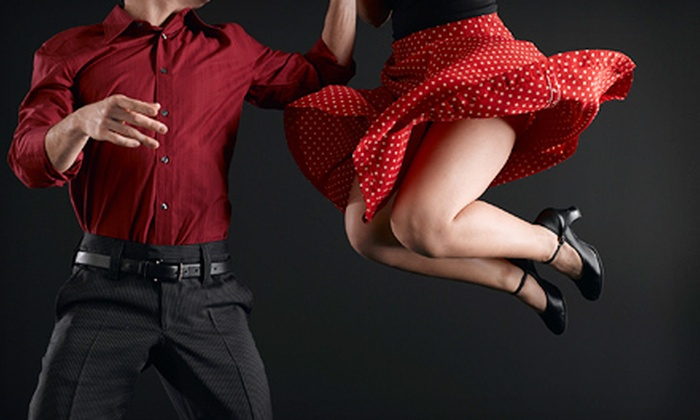 Panko Dance Ballroom and DanceSport Studio - Edmonton: Dance-Lesson Package or One Month of Dance Classes at Panko Dance Ballroom and DanceSport Studio (Up to 69% Off)