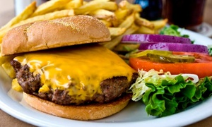 Sinclair's Restaurant: Upscale Pub Food for Two or Four at Sinclair's Restaurant (Up to 42% Off)