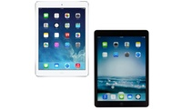 "GROUPON: Apple iPad Air 64GB Tablet with 9.7"" Retina Display a... Apple iPad Air 64GB Tablet with 9.7\"" Retina Display and WiFi"