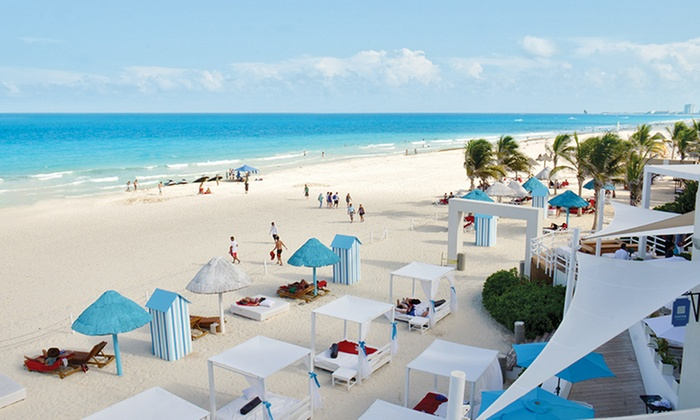 All-Inclusive 4-Night Cancún Vacation with Air from Travel by Jen