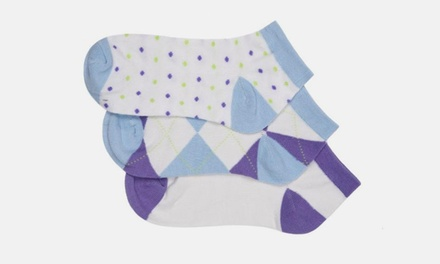15-Pack Beverly Hills Polo Club Low-Cut Women's Socks