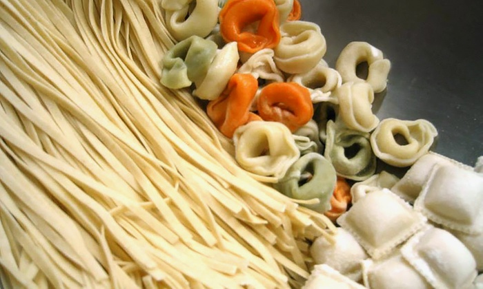 Springfield Pasta Company - Springfield, Delaware County: $11 for $20 Worth of Pastas and Sauces at Springfield Pasta Company