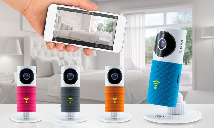 Camra Smart Wifi Sinji coloris au choix avec Micro SD 32 Go en option dès 3499€ (jusquà 62% de rduction)