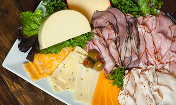 Alesci's of Shoregate - Shoreland Crossing: $10 for $20 Worth of Deli Goods and Specialty Foods at Alesci's of Shoregate