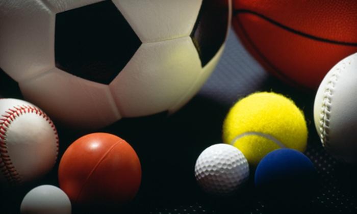 Sports World USA - Minnetonka - Hopkins: $25 for $50 Worth of Sporting Goods at Sports World USA in Eden Prairie