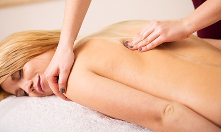 Up to 60% Off Massages and Facials