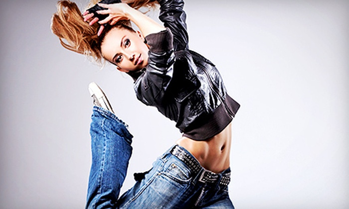 The Hip-Hop Dance Conservatory - Tribeca : $35 for Five Hip-Hop Dance Classes at The Hip-Hop Dance Conservatory ($100 Value)