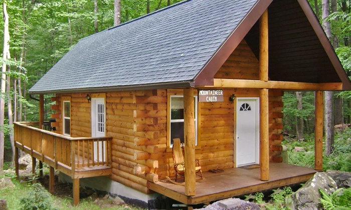 Mountain Creek Cabins - Bruceton Mills, WV: Two- or Three-Night Stay at Mountain Creek Cabins in Bruceton Mills, WV
