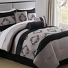 Gayle Embroidered Comforter Set (7-Piece)