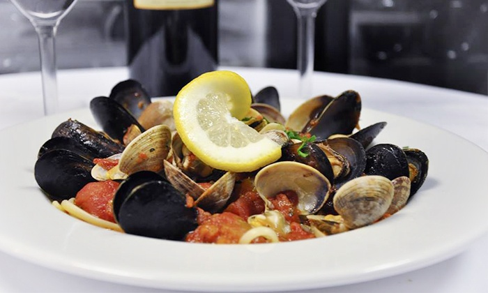 Palermo Ristorante Italiano - Elk Grove: $15 for $25 Worth of Italian Cuisine and Drinks for Two or More at Palermo Ristorante Italiano