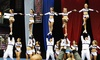 Up to 56% Off Cheering and Tumbling Classes
