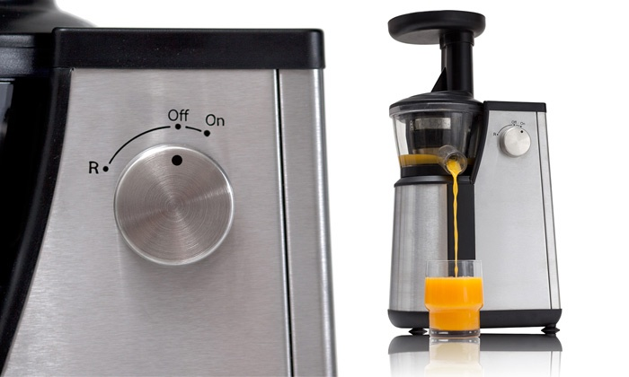 Slow Juicer Groupon : Bomann Juicer of Slow Juicer Groupon Goods