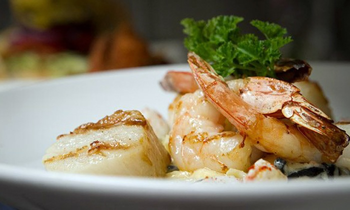 Aqua 103 - Hagerstown: $30 for $60 Worth of New American Cuisine for Dinner at Aqua